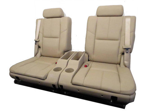 Chevy/GMC Tahoe/Suburban 3rd Row 40/40 Seats with Cupholders