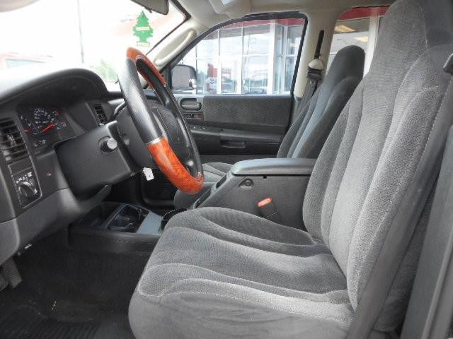Dodge Dakota Bucket Seats