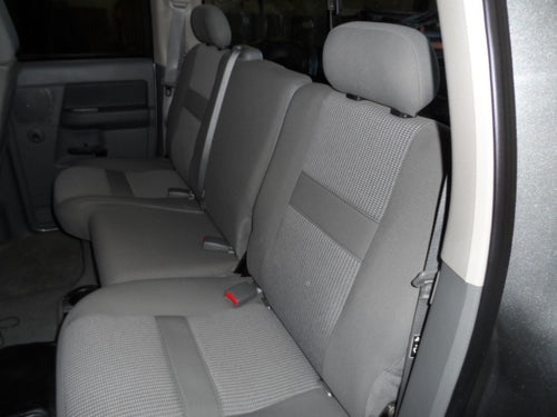Dodge Ram 1500/2500/3500 40/60 Rear Seat with Adjustable Headrests