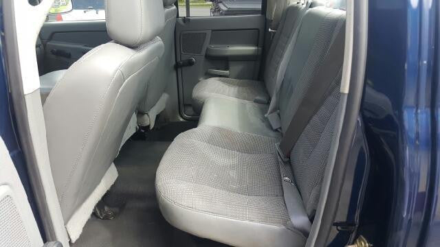 Dodge Ram 1500/2500/3500 Bench Seat (No Headrests)