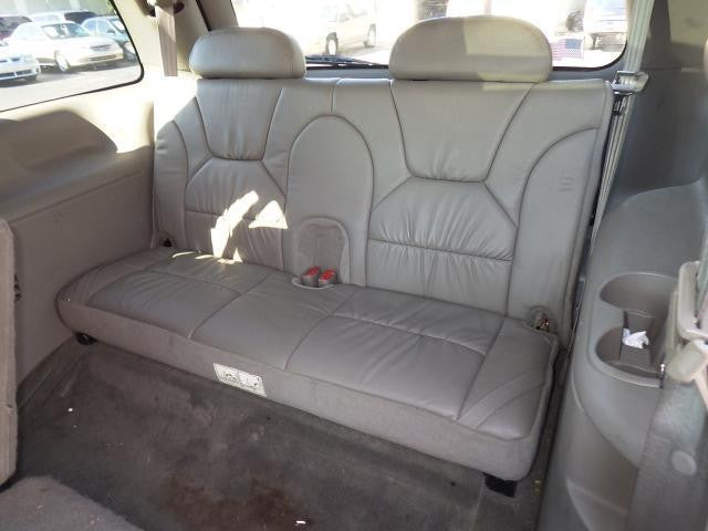 Dodge Durango Bench Seat