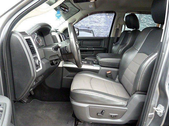 Dodge Ram 1500/2500/3500 Limited Bucket Seats