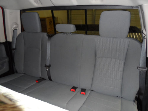 Dodge Ram 1500/2500/3500 Solid Bench Seat