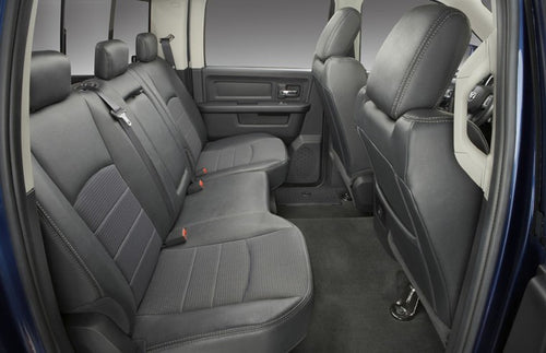 Dodge Ram 1500/2500/3500 40/60 Rear Seat with an Armrest
