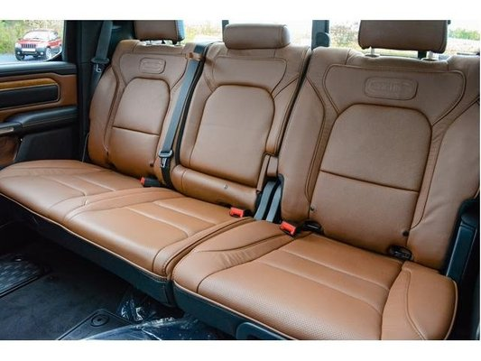 40/60 Bottom with 40/20/40 Back Rest Rear Seat with Adjustable Headrests