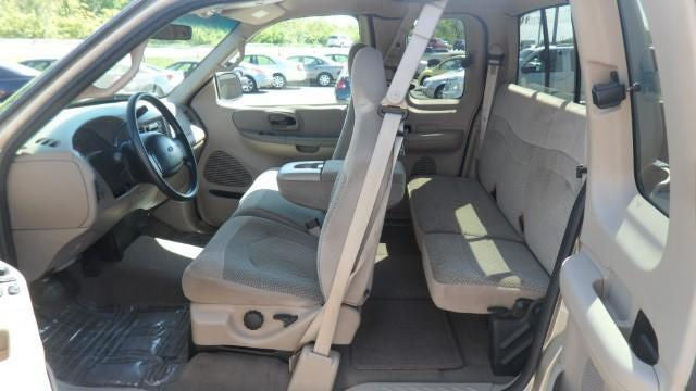 Ford F-150 40/60 Seat with a Solid Back