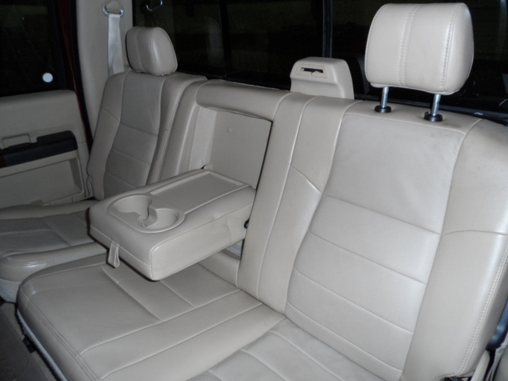 Ford F-250/350 Crew Cab 60/40 Seats with an Armrest