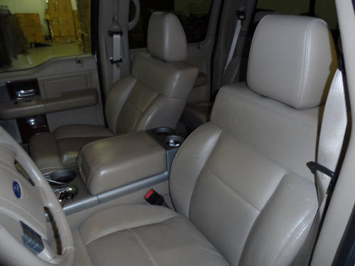 Ford F-150 Bucket Seats with Adjustable Headrests