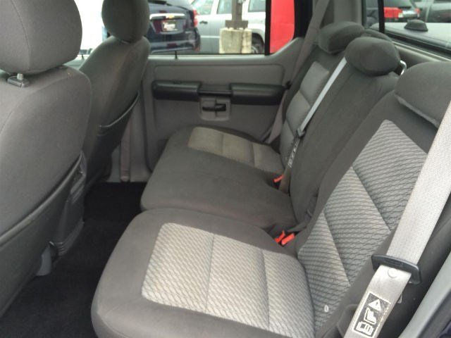 Ford Explorer 40/60 Seat with Adjustable Headrests