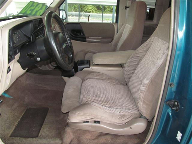 Ford Ranger Bucket Seats