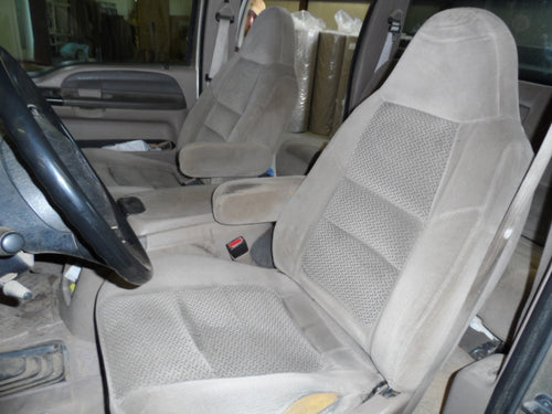 Ford F-250/350 Captain Chairs with Molded Headrests