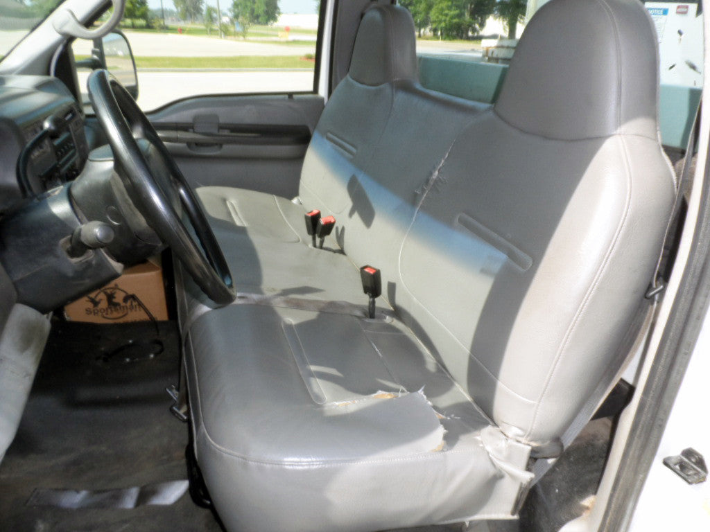 Ford F-250/350 Front Bench with Molded Headrests