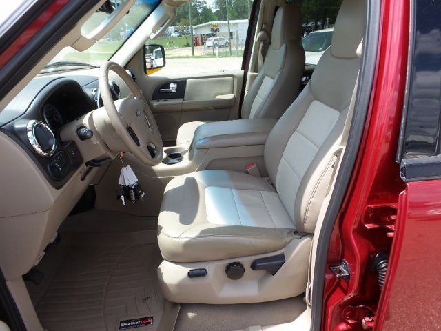 Ford Expedition Bucket Seats with Molded Headrests