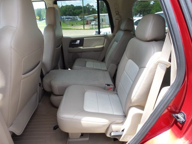 Ford Expedition 2nd Row 40/20/40 with Adjustable Headrests