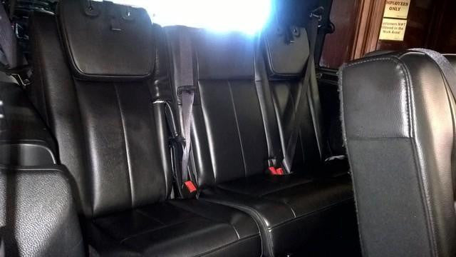 Ford Expedition 3rd Row 60/40 Seats