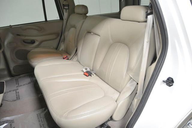 Ford Expedition 60/40 Seats with an Armrest and Adjustable Headrests