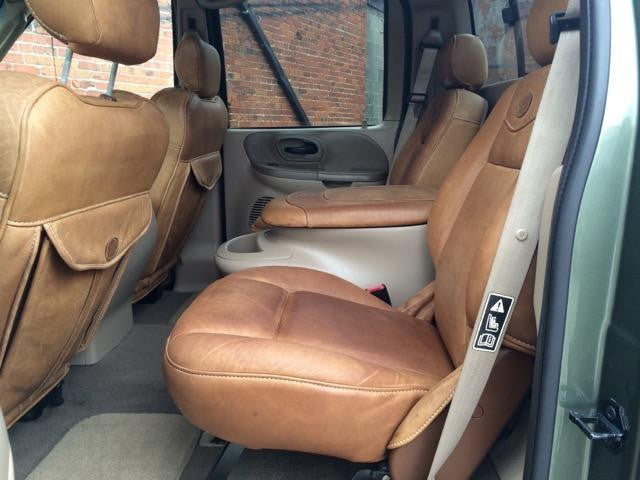 Ford F-150 King Ranch 2nd Row 40/40 Seats