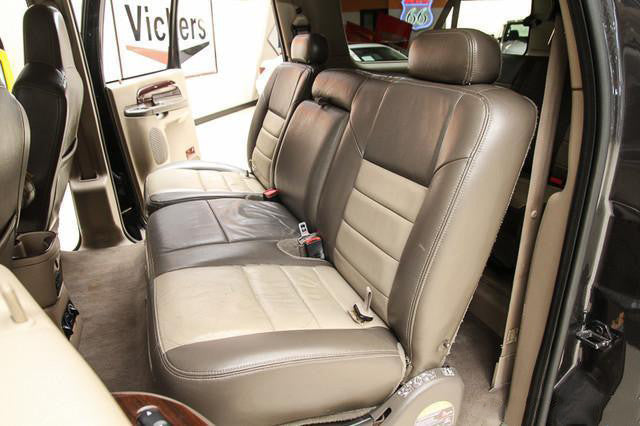 Ford Excursion 60/40 Rear Seats with an Armrest