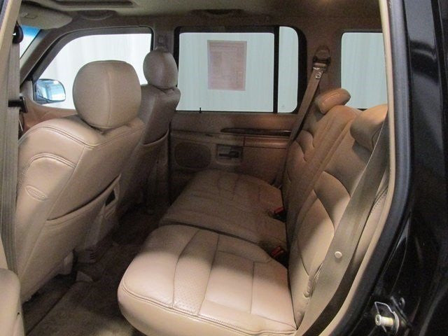 Ford Explorer 40/60 Rear Seats
