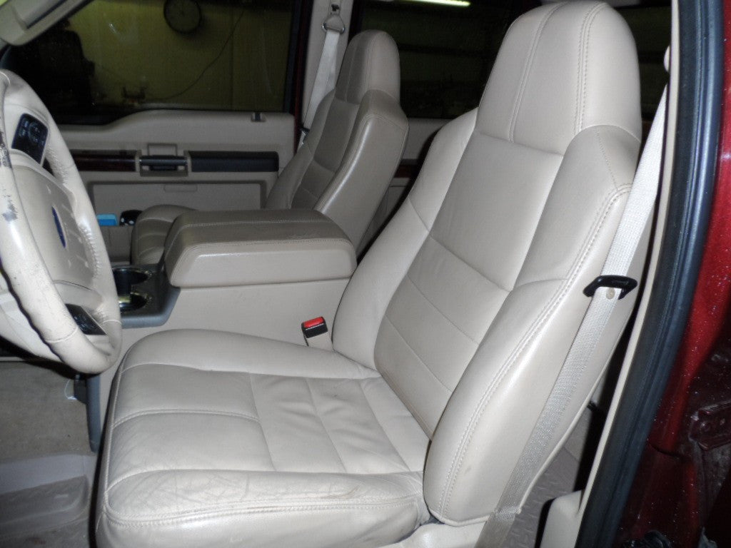 Ford F-250/350 Bucket Seats with Molded Headrests