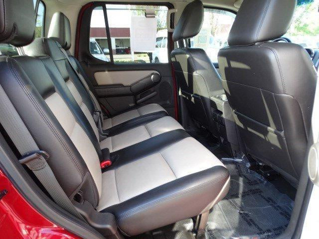 Ford Explorer Sport Trac 40/60 Rear Seats with Adjustable Headrests
