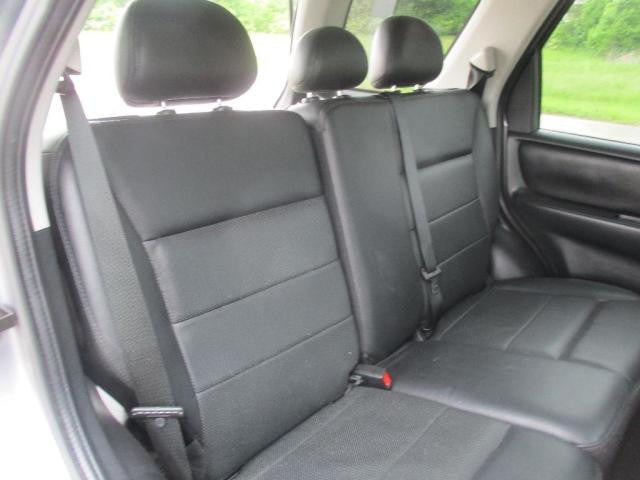 Ford Escape 60/40 Rear Seats