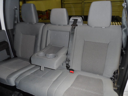 Ford F-250/350 60/40 Rear Seat with an Armrest