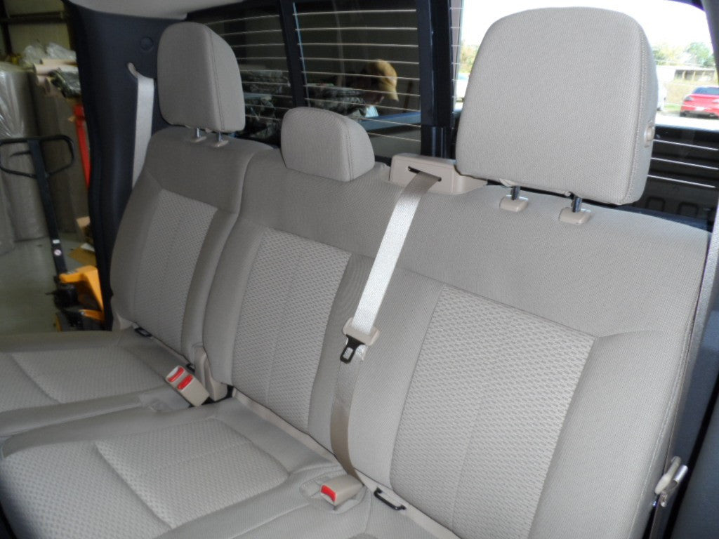 Ford F-150 60/40 Rear Seats