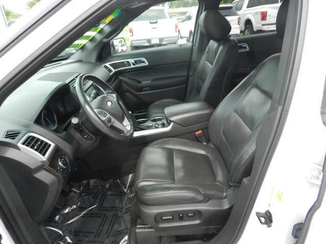 Ford Explorer Bucket Seats