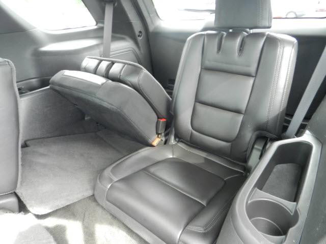 Ford Explorer 50/50 Rear Seats