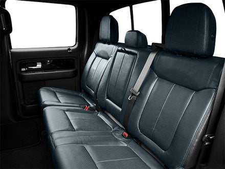 Ford F-150 60/40 Rear Seat with an Armrest