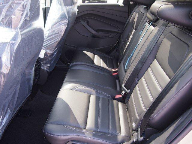 Ford Escape 60/40 Rear Seat with an Armrest