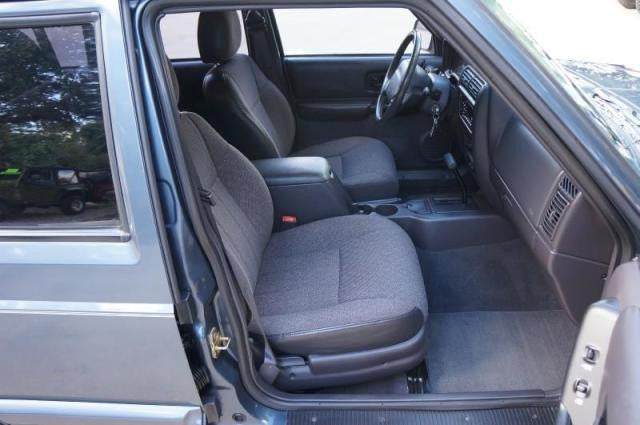 Jeep Cherokee Bucket Seat