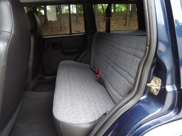 Jeep Cherokee Bench Seat
