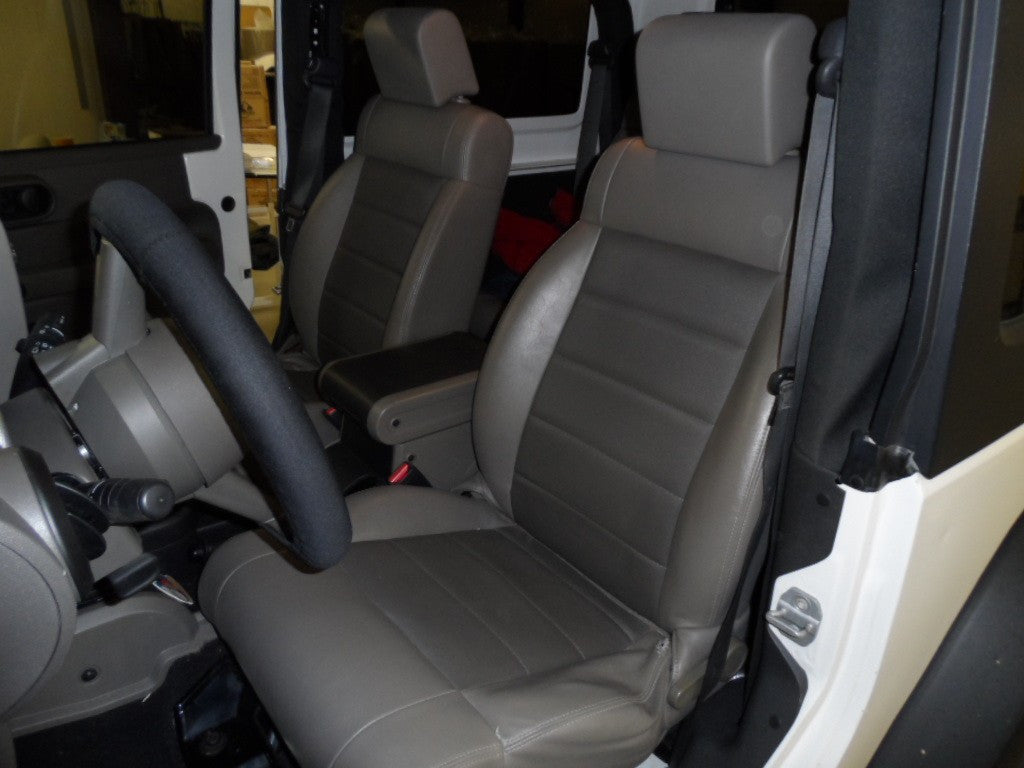 Jeep Wrangler Bucket Seats