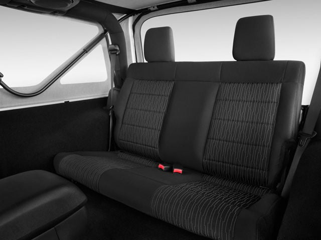Jeep Wrangler Bench Seat