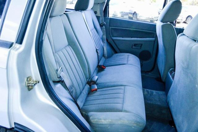 Jeep Grand Cherokee Bench Seat with 60/40 Back