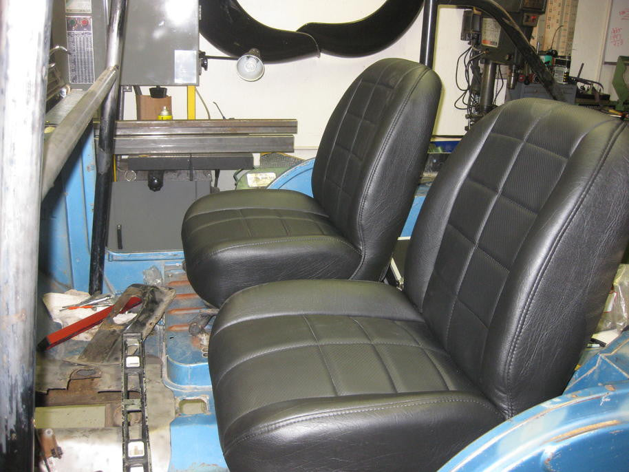 Jeep CJ-5 Bucket Seats