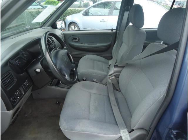 KIA Sportage Bucket Seats