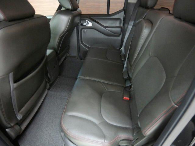 Nissan Frontier 40/60 Rear Seat with an Armrest