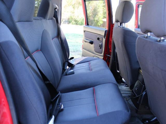 Nissan Frontier Bench Seat