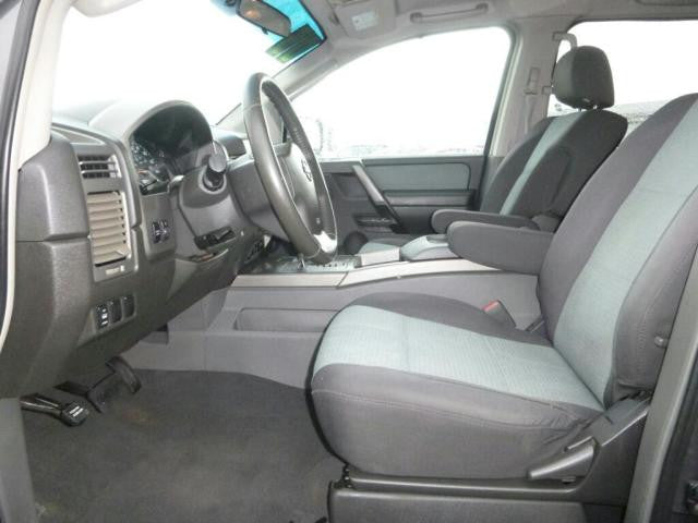 Nissan Titan Captain Chairs