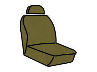 Nissan Titan Bucket Seats