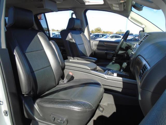Nissan Titan/Armada Captain Chairs