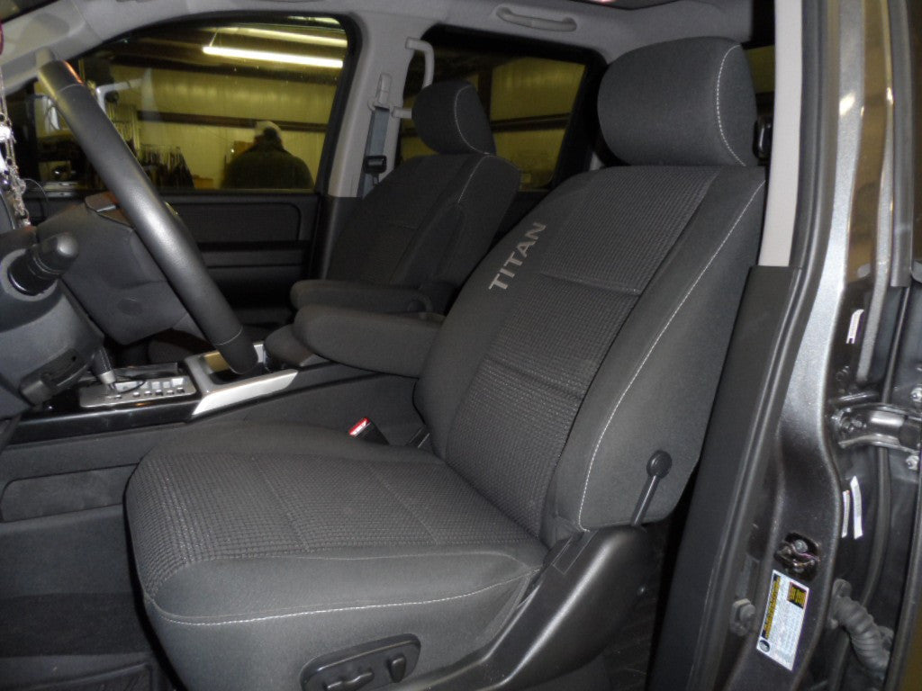 Nissan Titan Captain Chair