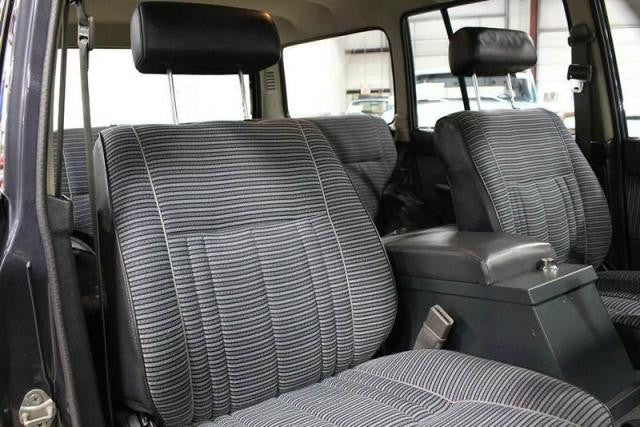 Toyota Land Cruiser Bucket Seats