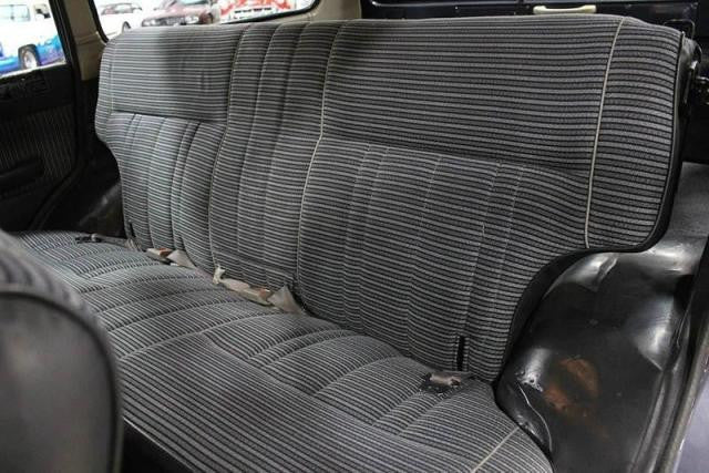 Toyota Land Cruiser Bench Seat