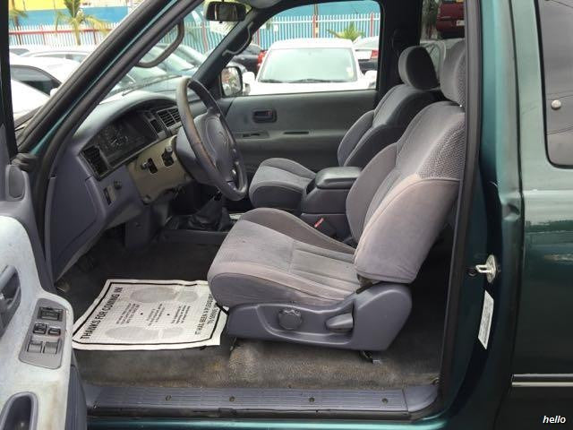Toyota T100 Bucket Seats