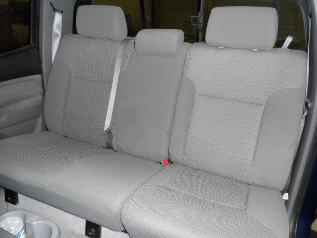Toyota Tacoma 40/60 Rear Seats
