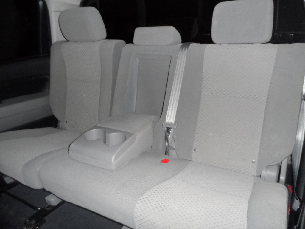 Toyota Tundra 60/40 Crew Max Rear Seat with an Armrest